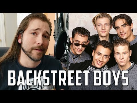 Backstreet's Back ...alright (No Place)   Mike The Music Snob Reacts