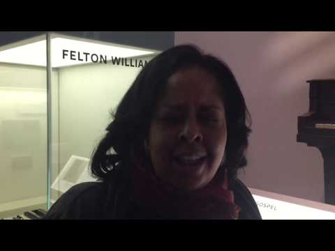My Visit to the National Museum of African American History / Angela Primm Breaks Into Song