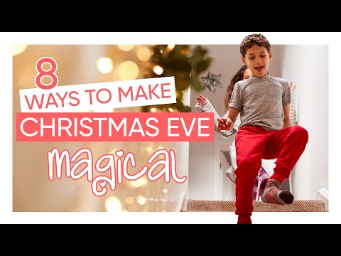 Christmas Eve Traditions | Channel Mum