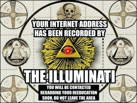 THE NEW WORLD ORDER & ILLUMINATI CONTROLS THE WORLD
