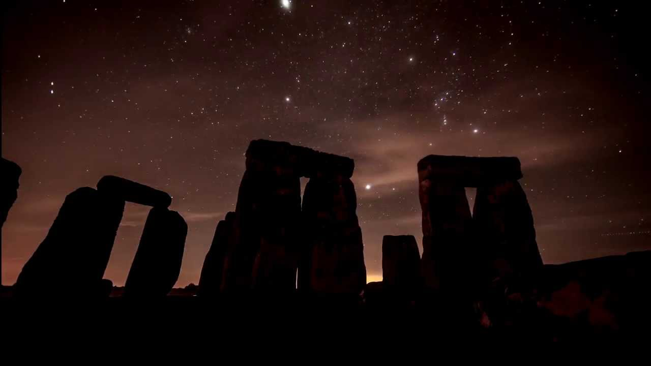New Dawn at Stonehenge