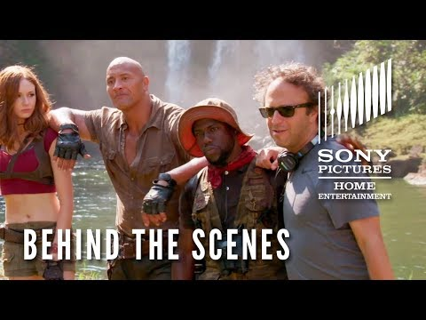 JUMANJI: WELCOME TO THE JUNGLE – Behind the s  – Director, Jake Kasdan