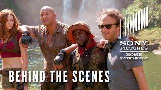 JUMANJI: WELCOME TO THE JUNGLE – Behind the Scenes Clip – Director, Jake Kasdan