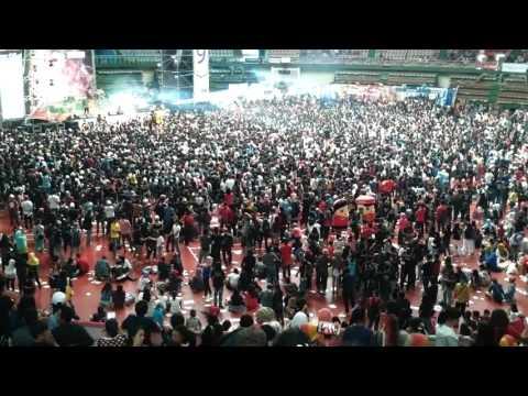 Electron 45 Konser Taiwan 2015 ♬Satu Cinta