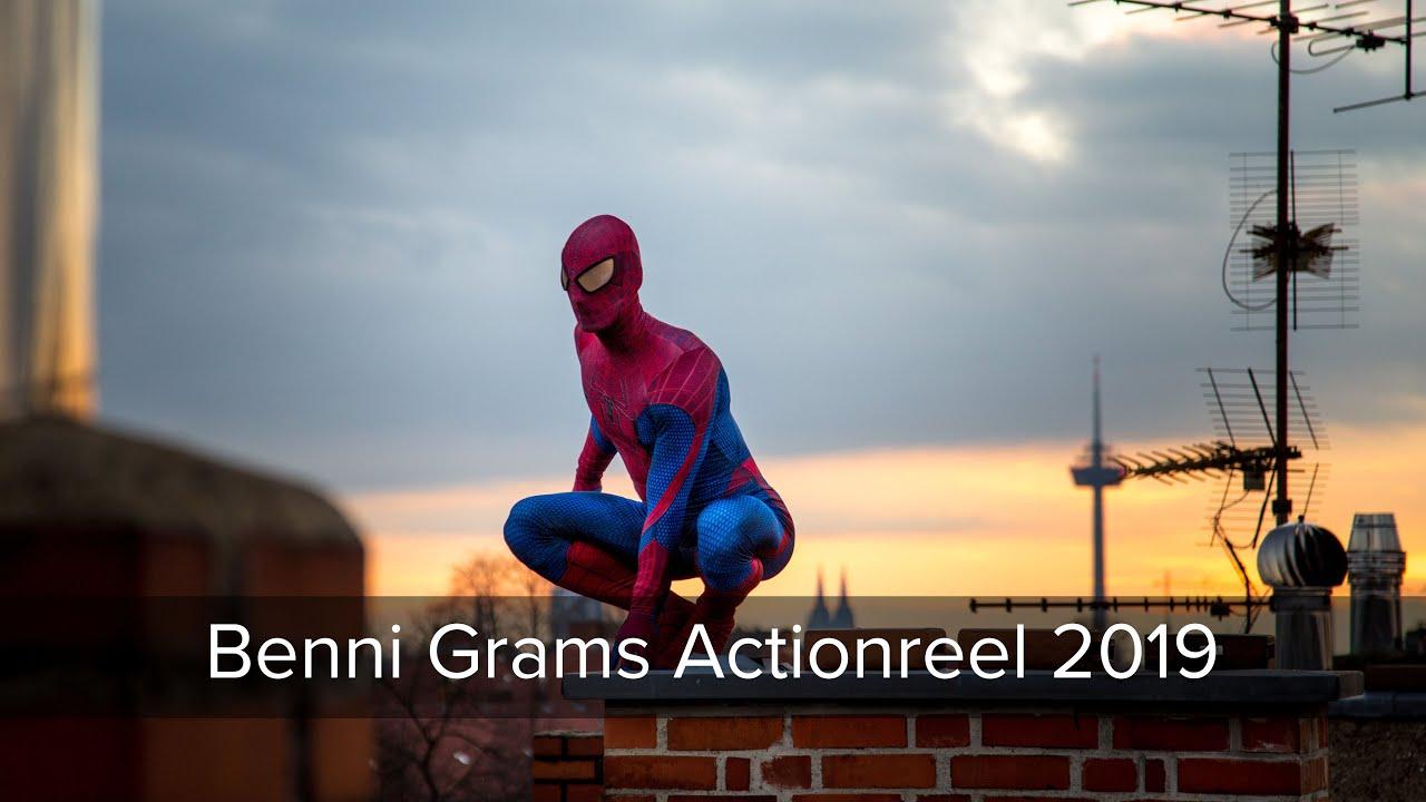 Benni Grams - German Athlete | Action Reel