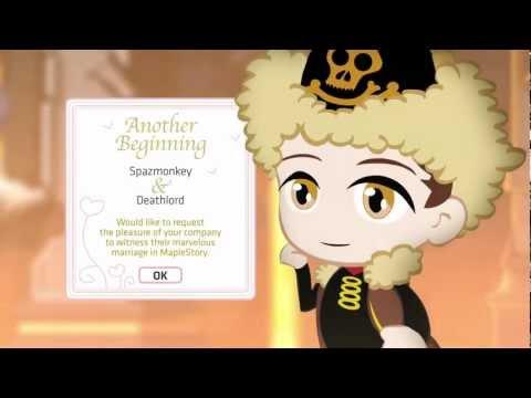 MapleStory: Wedding Town Episode 1