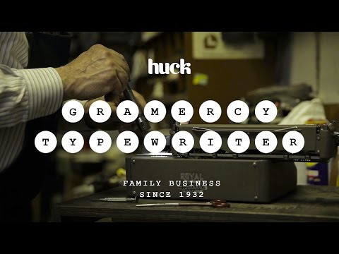 Family Business: Gramercy Typewriter