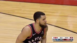 3rd Quarter, One Box Video: Toronto Raptors vs. New York Knicks