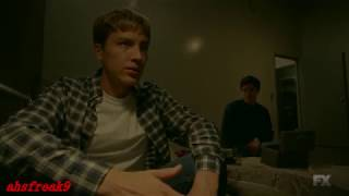 American Crime Story, Versace 2x04- Andrew and David Talk (HQ)