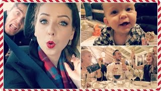 Christmas Party & Gift Giving | Vlogmas