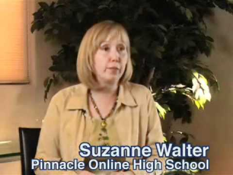 Pinnacle Online High School's Use of TELL ME MORE Language Learning Software
