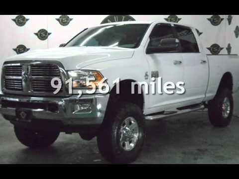 2010 Dodge Ram 2500 Diesel For Sale