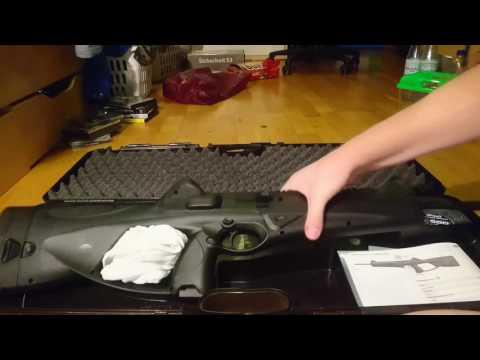 Beretta Cx4 Storm Unboxing/Review (Deutsch/German)