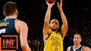 Golden State Warriors vs Denver Nuggets Full Game Highlights | March 8, 2018-19 NBA Season