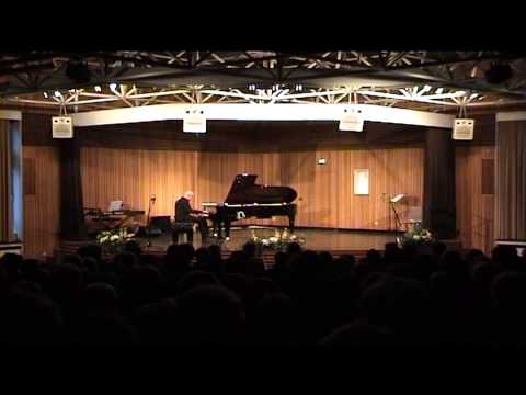 "George Gershwin: Medley ""An American in Paris"", Peter Hoberg, Piano"