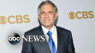 Les Moonves accuser speaks out as CBS chairman, CEO is let go from the network