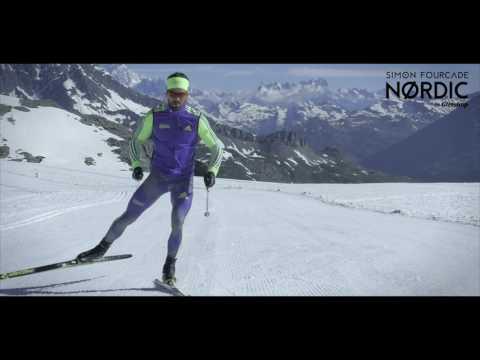 Tutoriel Simon Fourcade Nordic : Skating Le 1 Temps ou Symétrique