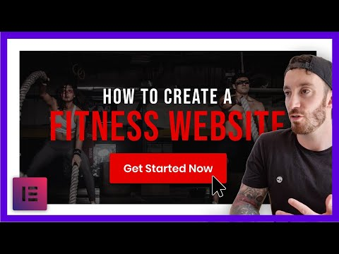 How To Make A Fitness Or Gym Website In WordPress 2020 | Step By Step Tutorial (with Templates)