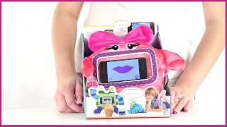 Wise Pet. Мягкая игрушка Pinky с прозрачным карманом для смартфона (119 135)(Как получить скидку на это товар? Узнай на http://www.kupirebenku.ru/help/form_anketa.php., 2013-03-28T13:41:00.000Z)