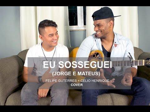 Felipe Guterres - Eu sosseguei (cover) part. Célio Henrique