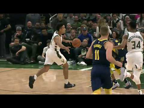 Indiana Pacers vs Milwaukee Bucks | October 19, 2018