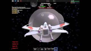 Roblox star wars death star battle