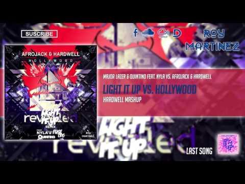 Light It Up vs. Hollywood (Hardwell Radio 538 Mashup / Roy Martinez Reboot)