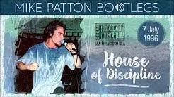 1996 07 07 House of Discipline (Mike Patton, Bob Ostertag, Otomo Yoshihide)