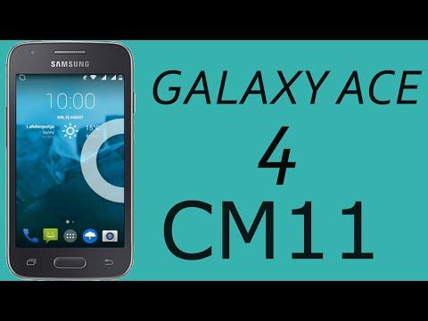 Install CyanogenMod 11CM11 For Samsung Galaxy Ace 4 | S Duos 3 | Trend 2 | Galaxy V