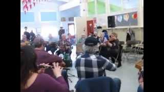 Marie Otis 2/3 video of Chantez-Vous Bien Chez Nous, 2-21-2015, confiture