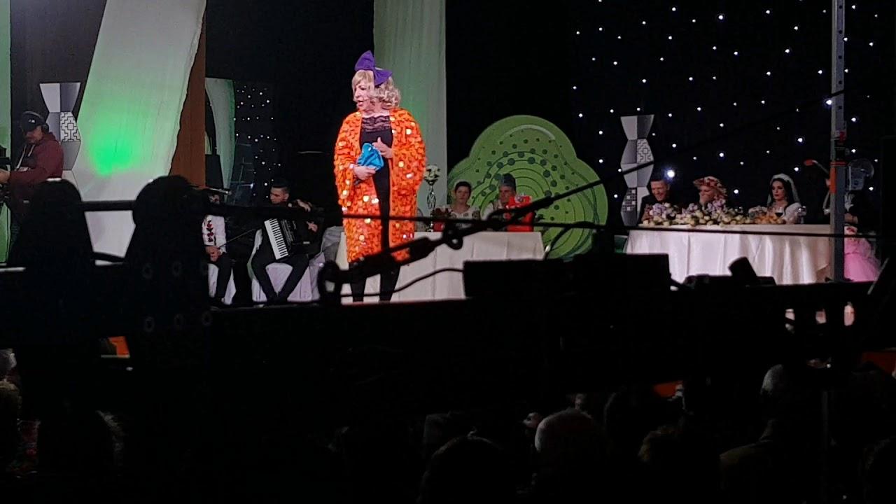 Jeni Nicolau fragmente spectacol 2019