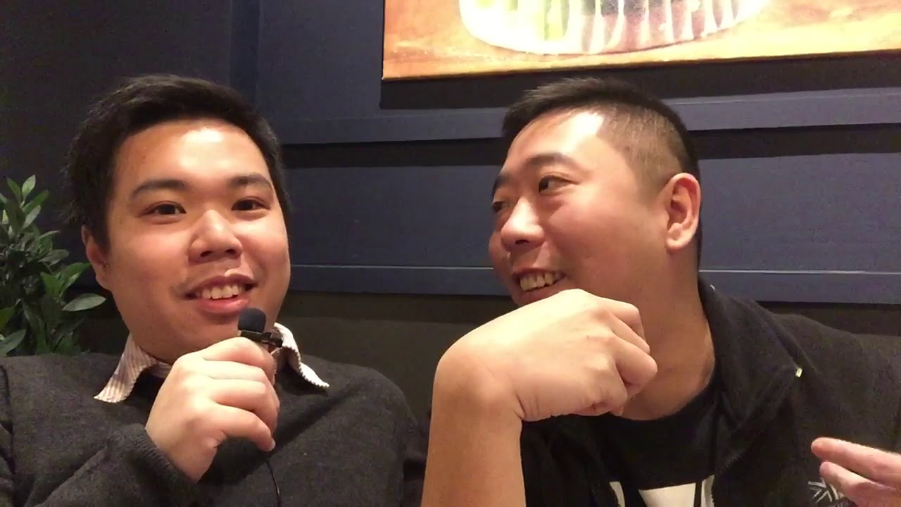 25-11-19 英燦學社 BNO Working Holiday在英國 - YouTube