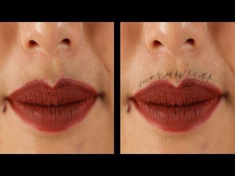 Women Grow Out Their Facial Hair For 30 Days