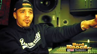 J Cole Reminisces on First Raps, Hip Hop Memories, Nas, Tupac, Jay-Z, Opening for Wale