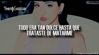 ♡ 15. Teddy Bear || Melanie Martinez || Sub. Español ♡