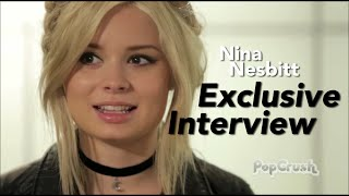 Nina Nesbitt Talks Ed Sheeran,