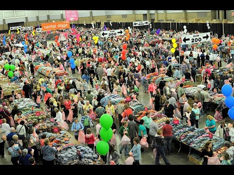 Welcome To The GIGANTIC Vera Bradley Outlet Sale  #IAmACreator