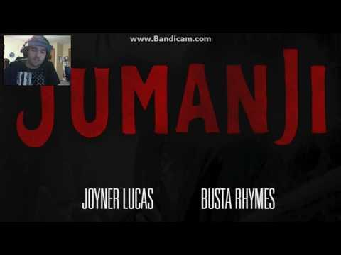 Joyner Lucas feat Busta Rhymes - Jumanji...