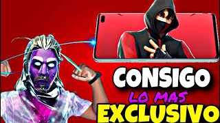 ⚡️ I GET THE MOST exclusive SKIN OF FORTNITE⚡️ -ANGEL GM-