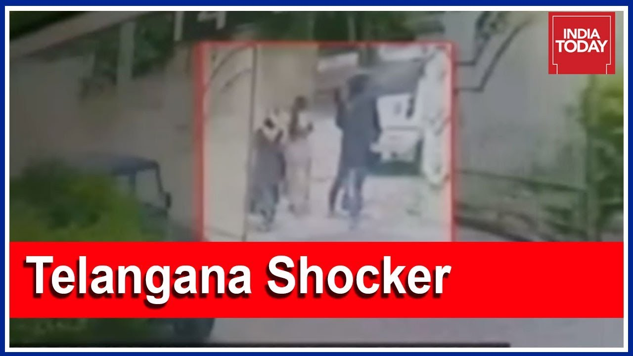 Father Pays Rs 1 Crore To Murder Daughter's Dalit Husband, Caught On Camera