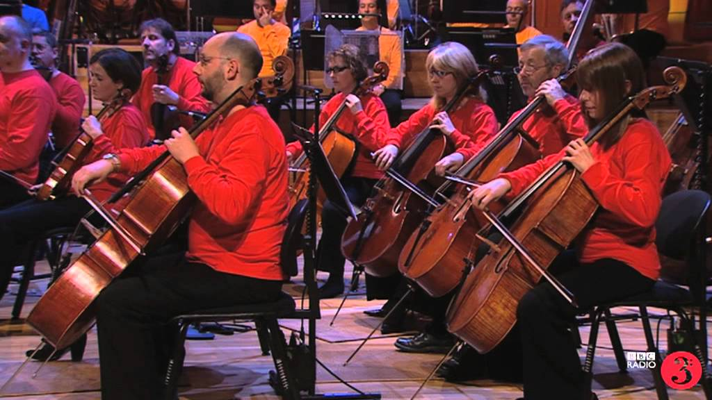 BBC National Orchestra of Wales - Strings