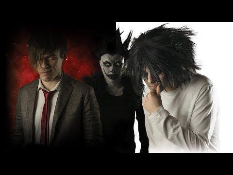 DEATH NOTE NELLA VITA REALE - Anime VS Realtà - iPantellas
