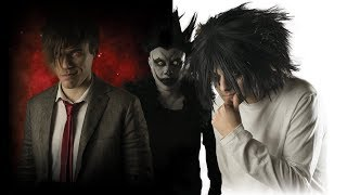 DEATH NOTE NELLA VITA REALE - Anime VS Realtà - iPantellas