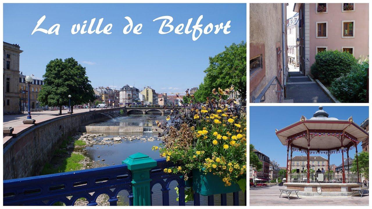 D couverte n 6 la belle ville de belfort youtube for Piscine belfort