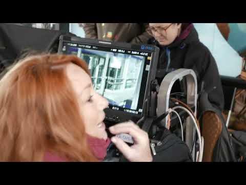 Imágenes del rodaje de 'Ola de crímenes', lo nuevo de Telecinco Cinema