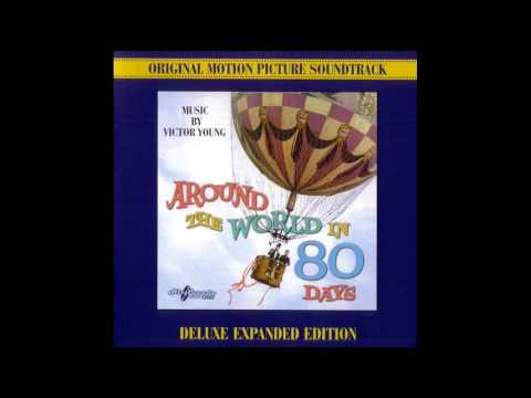 Around The World In 80 Days | Soundtrack Suite (Victor Young)