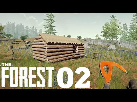 The Forest German Online #02 Traumhaus
