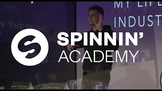 Mike Williams Masterclass: My Life In The Music Industry | Spinnin' Academy @ Dancefair 2019