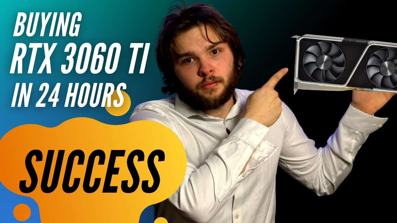 Download How I bought a RTX 3060 TI in 24 hours  SUCCESS ? 🤑