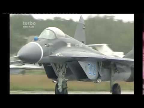 Russian Mig 29 Aircraft